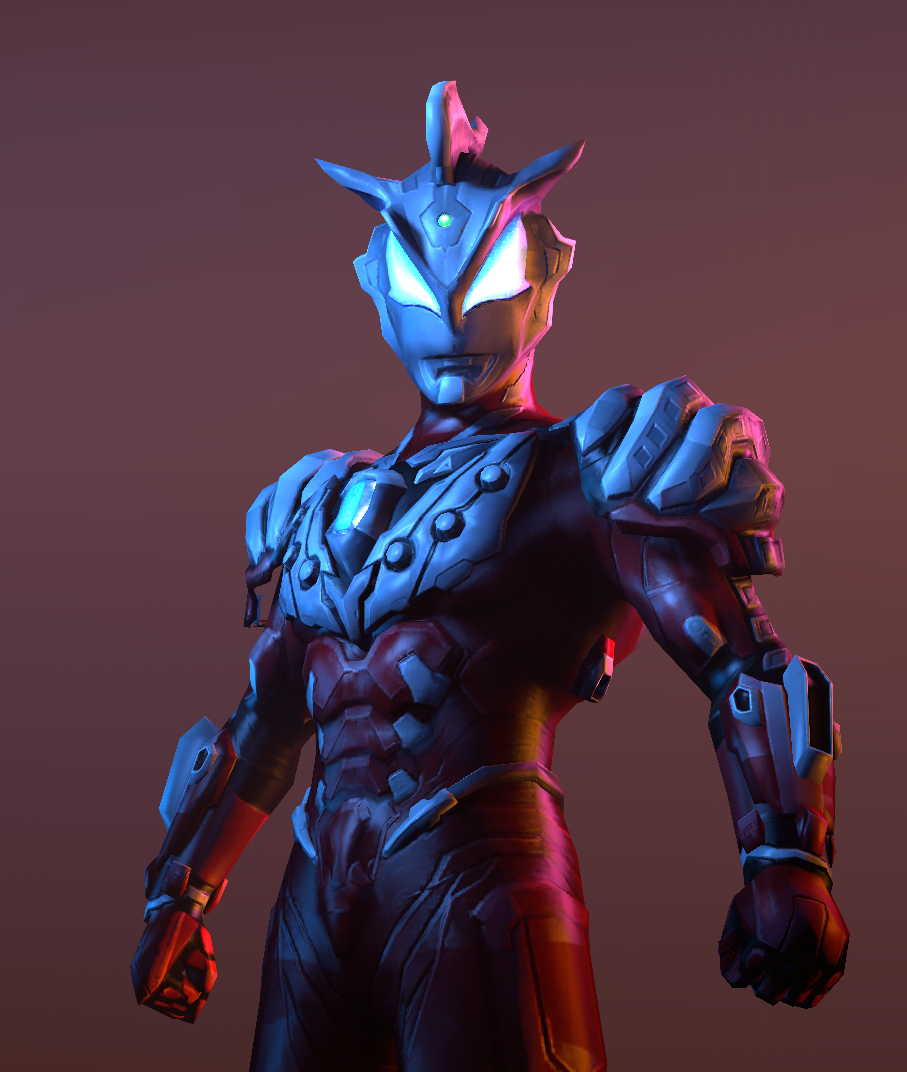 Top Five Gambar Ultraman Geed