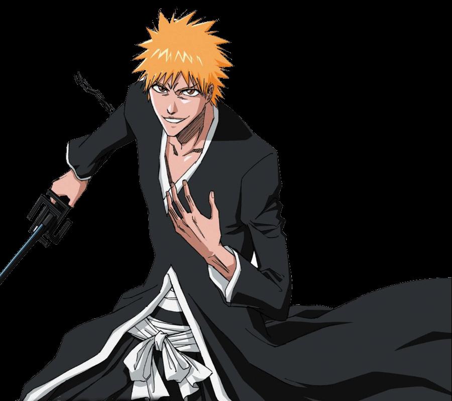 how to draw ichigo bankai sword