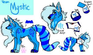 Team Mystic Adopt CLOSED