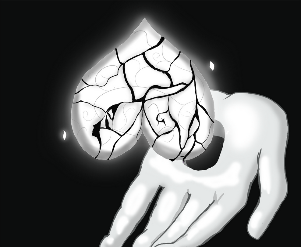 Gaster Soul by the-insane-it