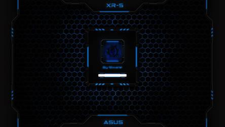 XR-5 Logon Screen Asus Version - By 9lwane by 9LWANE