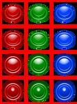 Arcade Buttons by Atebitninja