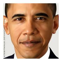 Obama CS2 by Atebitninja