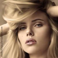 Scarlett Johansson - Vector