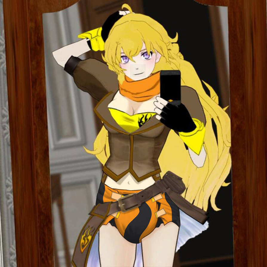 Yang Xiao Long Wallpaper: Edit By Lifania On DeviantArt
