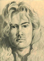 Dave Mustaine by Raven207b