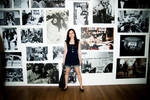 Wall of John and Yoko Pictures