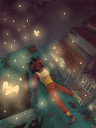Fireflies by radijad