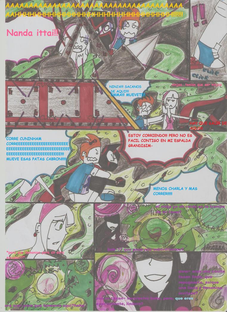 Hikari No Miko Page 18 by roantovica