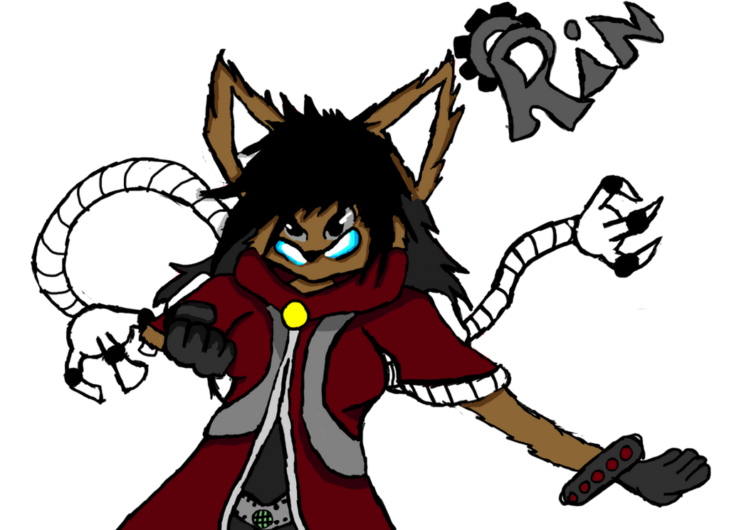 Rin (Metal Scratch) (Star Cats) *updated* by Blinx3megachanel