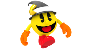 Happy Halloween from Pac-Man