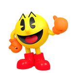 Oh look a Pac-Man render