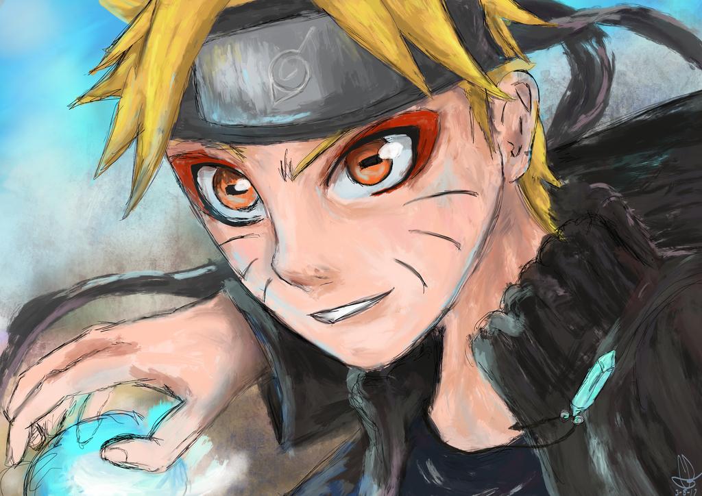 Naruto! by PendragonSky