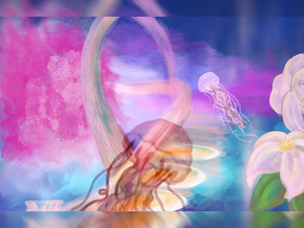Jellyfish by PendragonSky