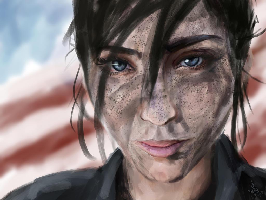 Eyes of Freedom by PendragonSky