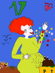 DeviantArt 17th anniversary - Mother Art
