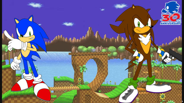 Tribute for Sonic the Hedgehog's 30th Anniversary