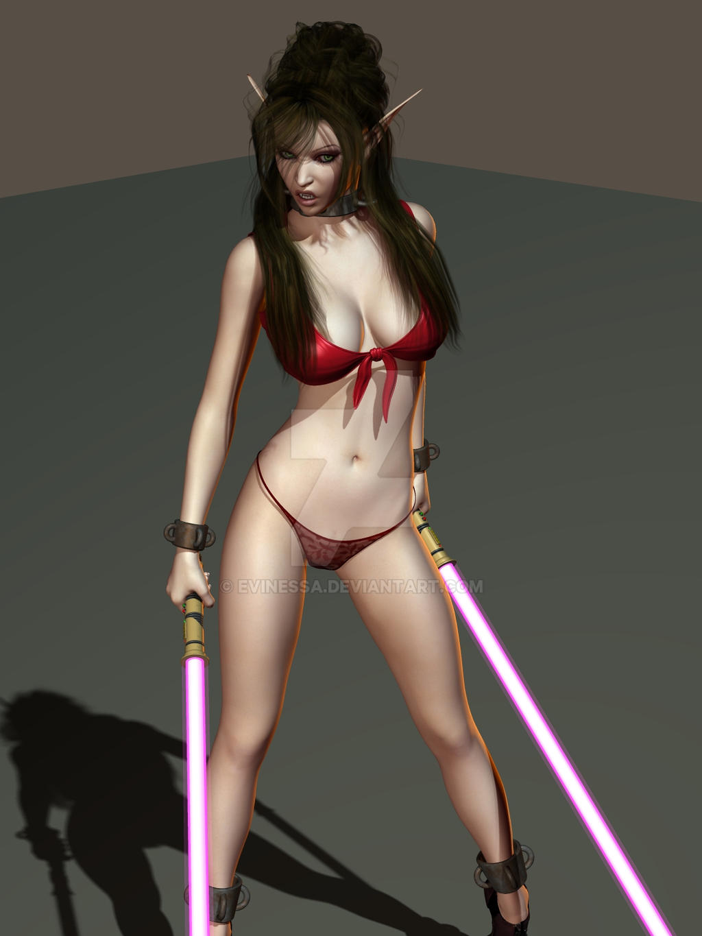 Hot dark elf picture fucked streaming