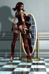 Evinessa Zweistein Posing in Fashion 0003