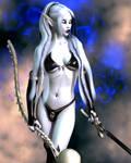 Evinessa Fantasy Sexy Devil Vamp Elf Lady Death 01
