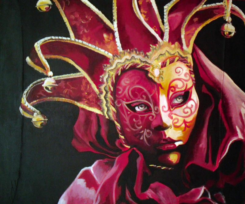 carnival Red by ~subtitleb on deviantART