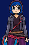 Ramona Flowers 2 Colored