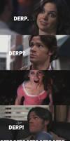DERP DERP DERP by SaintPancake