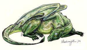 Saige's Green Ulaekimajith 2