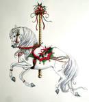 2009 Christmas Carousel