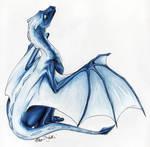 Ze'an's Blue Orykoth