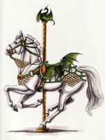 Dragon Carousel by lunatteo