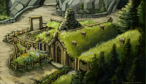 Beorn's Hut Concept