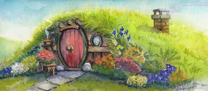 Hobbit Hole- A Happy Birthday To Professor Tolkien