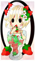 Fraise in Strawberry Class by MelodiyaMoon