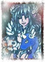 Dragonair Prince by MelodiyaMoon