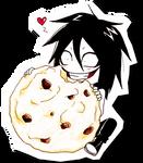 Jeff loves cookies