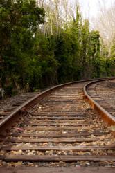 Train Tracks by jesshutch