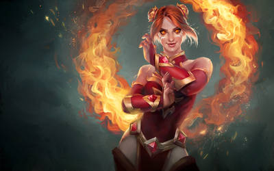 Legacy of the Crimson Lotus