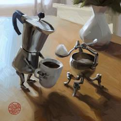 Morning coffee helpers
