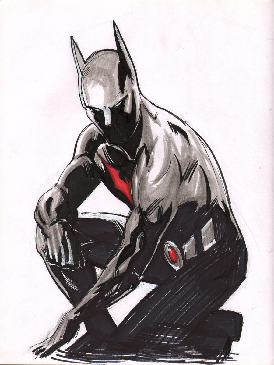 Batman Beyond: Update by Dreamerwstcoast on DeviantArt