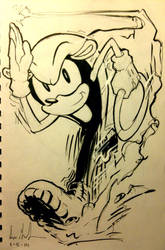 Sketch 96: Mighty