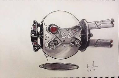 Sketch 100: Drone