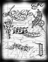 tattoo flash 2 by krasstattoos