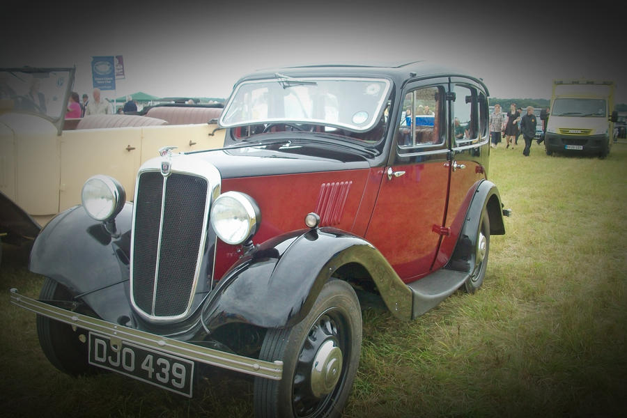 Morris Oxford Classic by BrightStar2