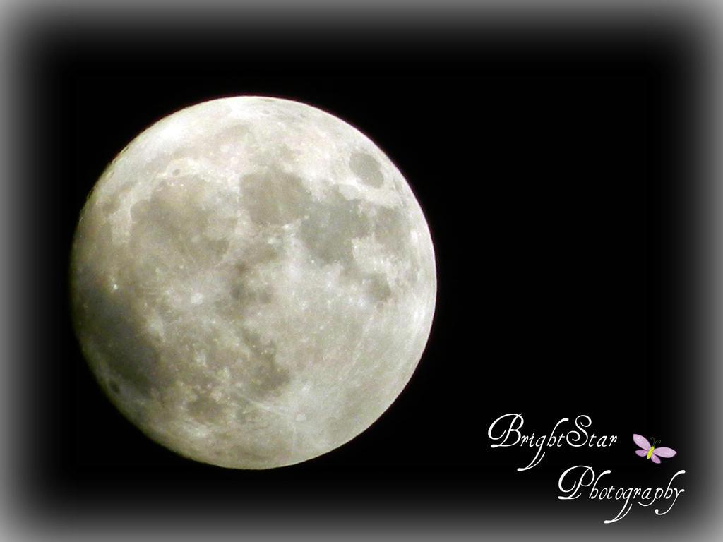 The Awakening Moon by BrightStar2