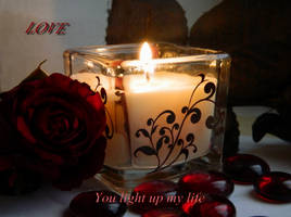 You Light Up My Life by BrightStar2