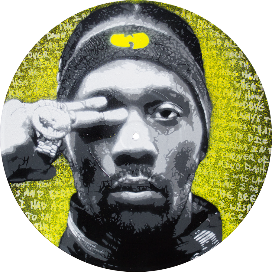 RZA by red-wine