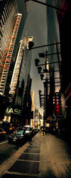 Time Square by KSJaber