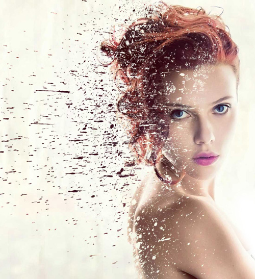 Create Amazing Dispersion Effect with Photoshop by freebiespsd