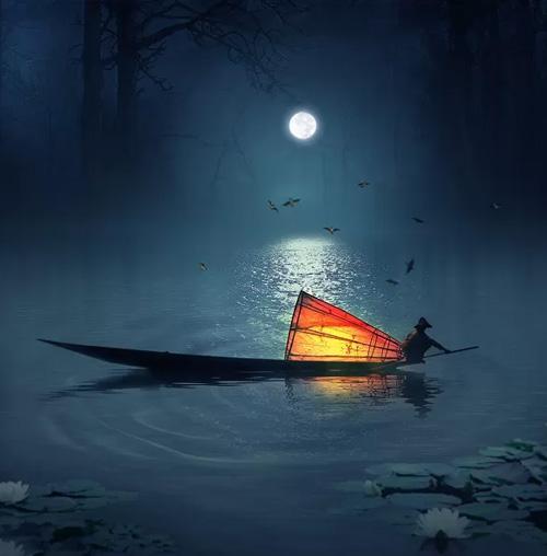 Create a Photo Manipulation of a Fisherman by freebiespsd